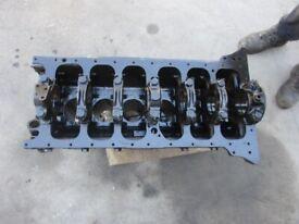 Engine block Jaguar Mk2 3.4