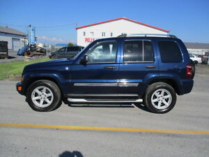 2006 Jeep Liberty Limited 4x4 3.7 litres