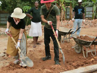 Building a Volunteer and Training Center in Kampala
