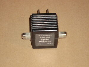 Cable or Satellite Spike / Surge Protector