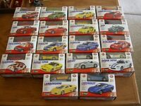 Burago 1/43 Kit Collection cars