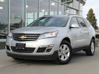 2014 Chevrolet Traverse Certified | 1LT | AWD | Colour Touch Scr