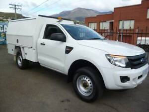FORD RANGER New Town Hobart City Preview