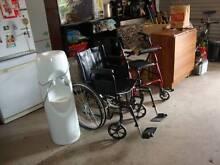 dissabilty wheel chair and walker Queanbeyan Queanbeyan Area Preview