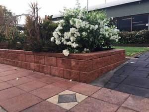 Garden Edgings Retaining Wall Blocks Cairns Cairns City Preview