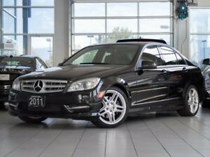 2011 Mercedes-Benz C-Class C 350 4dr All-wheel Drive 4MATIC