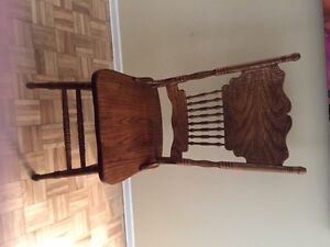 Unique colonial dining chairs