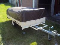conway royal DL trailer tent easy tow price reduced to sell