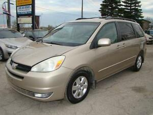 2004 TOYOTA SIENNA LE - FULLY LOADED
