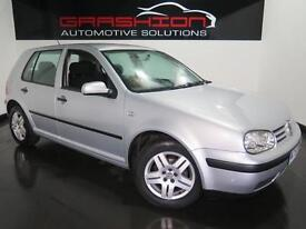 2004 Volkswagen Golf 1.4 Match 5dr