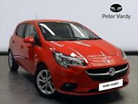 2017 VAUXHALL CORSA HATCHBACK SPECIAL EDS