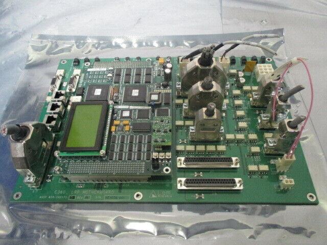 LAM 810-102171-002 C360 LRP Motherboard w/ 810-056663-007 Daughter Board, 451444