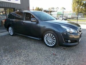2010 Subaru Liberty B5 MY11 2.5i Sports Lineartronic AWD Premium Grey 6 Speed Constant Variable Bayswater North Maroondah Area Preview