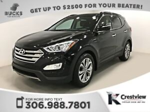 2014 Hyundai Santa Fe Sport Premium AWD | Heated Leather Seats