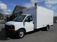 2005 CHEVROLET Express 14Ft Cube Van ONLY 48,000 Original KMs