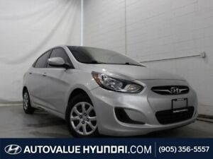 2013 Hyundai Accent GL | HEATED FRONT SEATS | FRONT WHEEL DRIVE