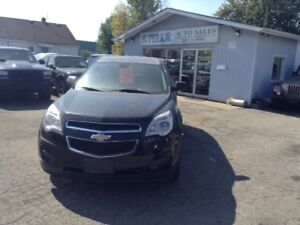 2011 Chevrolet Equinox LS Fully Cerified! No Accidents!