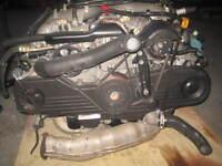 SUBARU OUTBACK LEGACY FORESTER SOHC EJ25 ENGINE JDM MOTOR
