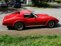 WANTING TO BUY A CORVETTE