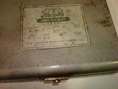 Jacobs Rubber-flex Collets