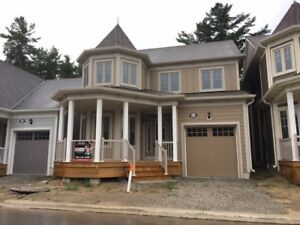 Severn Twp, never lived in 4 bedroom, with finished bsmt