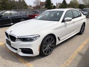 2018 BMW 5 Series xDrive Sedan