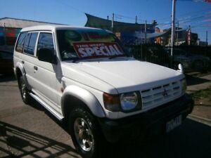 1999 Mitsubishi Pajero NL GLX Escape (4x4) White 4 Speed Automatic 4x4 Wagon Preston Darebin Area Preview