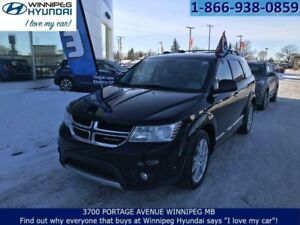 2015 Dodge Journey R/T AWD No Accidents 7 passenger Leather