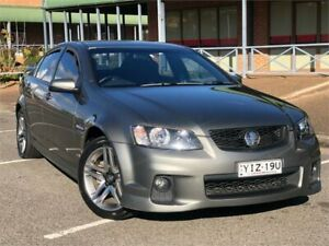2010 Holden Commodore VE II SV6 Grey 6 Speed Sports Automatic Sedan Mount Druitt Blacktown Area Preview