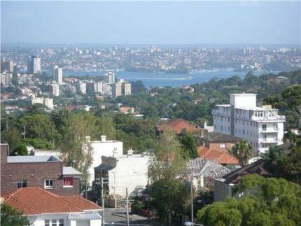 BONDI JUNCTION Fantastic Harbour/City/Ocean views. Train and bus