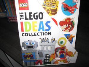 Lego Ideas,Lego Ninjago, Star War Collection, NEW book sets