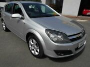 2006 Holden Astra AH MY06 CDX Silver 5 Speed Manual Hatchback Woodville Charles Sturt Area Preview