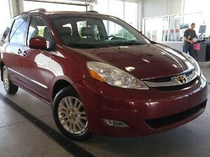 2007 Toyota Sienna Limited AWD - Leather Heated Seats, DVD Syste