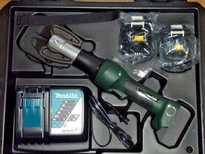 New Greenlee Gator Ek628lx 18 Volt Lithium Ion Cordless Cable Cutter 6 Ton Tool