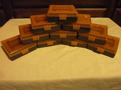 22 lr Ammo Box / Case (10 PACK ) 1000 Rounds of storage .22LR / .25 ACP