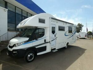 2015 SUNLINER TWIST 8 SPEED IVECO SLIDE OUT MOTORHOME North St Marys Penrith Area Preview