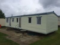 Single caravan on private site near Faversham for rent, 3 bedrooms, 1 bathroom. Short term let only.
