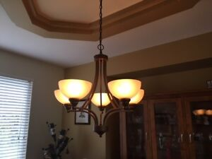 Chandelier Light Fixture for Dining Room
