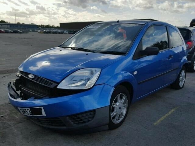 Ford Fiesta Mk6 1.4 Petrol 2003 ** BREAKING** BLUE