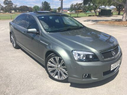 2013 Holden Caprice WN MY14 V Prussian Steel 6 Speed Sports Automatic Sedan Nailsworth Prospect Area Preview