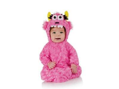 UNDERWRAPS BELLY BABIES BUNTINGS PINK MONSTER KID'S HALLOWEEN COSTUME NEW](Pink Baby Monster Halloween Costume)