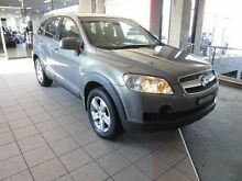 2009 Holden Captiva CG MY09.5 SX (4x4) Silver Blue 5 Speed Automatic Wagon Thornleigh Hornsby Area Preview