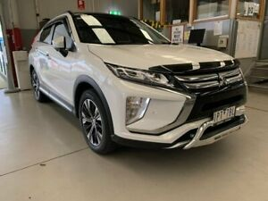 2018 Mitsubishi Eclipse Cross White Constant Variable Wagon Heidelberg Heights Banyule Area Preview
