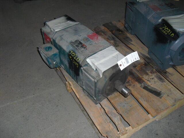 30 Hp Dc Reliance Electric Motor, 1750 Rpm, Lc2113atz Frame, Dpfv, 500 V