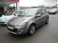 Renault Clio Dynamique Tomtom 1.2Tce Estate PETROL MANUAL 2012/62