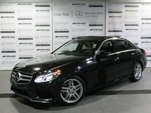 2014 Mercedes-Benz E-Class 4MATIC Sedan