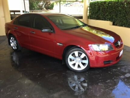 2007 Holden Commodore VE Omega Maroon 4 Speed Automatic Sedan South Toowoomba Toowoomba City Preview