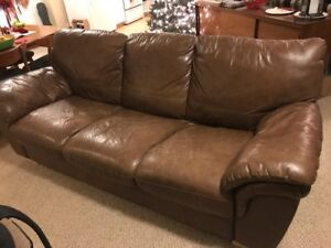 FREE Leather Couch