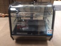 Polar Chilled Display Cabinet with instructions - good condition