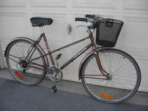 5 Awesome Vintage Cruisers: Raleigh, Glider, Elite, Vulcan, CCM